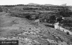 Oakengates, Panoramic View c.1955