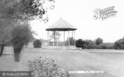 Oakengates, The Park c.1965