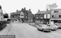 Oakengates, The Square c.1965