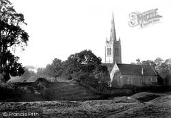 All Saints Church 1927, Oakham