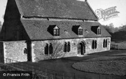 Castle c.1950, Oakham