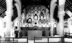 Oakham, Castle, The Great Hall c.1965