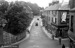 Catmos Street c.1950, Oakham