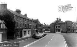Catmos Street c.1965, Oakham