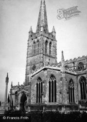 Church c.1950, Oakham