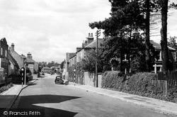 Cold Overton Road c.1955, Oakham