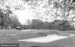 Cutts Close c.1955, Oakham