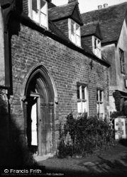Flore's House c.1950, Oakham