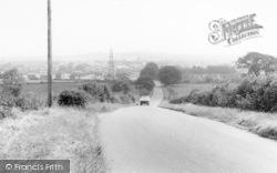 General View c.1965, Oakham