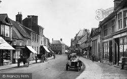 High Street 1927, Oakham