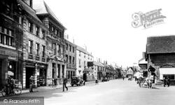High Street 1932, Oakham