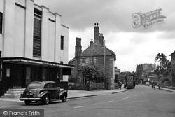 Oakham, High Street c.1950