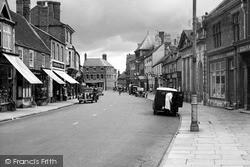 High Street c.1950, Oakham