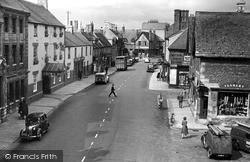 High Street c.1955, Oakham
