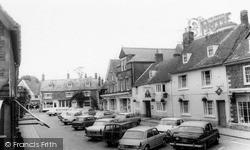 Market Place c.1969, Oakham