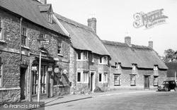 Northgate c.1945, Oakham