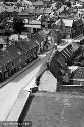 Northgate c.1955, Oakham