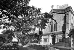 Oakham, School Memorial Chapel 1927