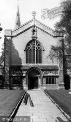 School Memorial Chapel c.1955, Oakham