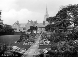 School Sanatorium And Gardens 1927, Oakham