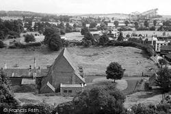 The Castle c.1955, Oakham