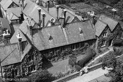 The Church Of England School c.1955, Oakham