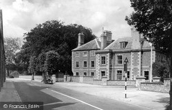 Oakham, The County Offices c.1950