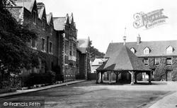 The Old Buttercross 1927, Oakham