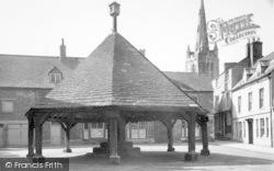 The Old Buttercross c.1950, Oakham