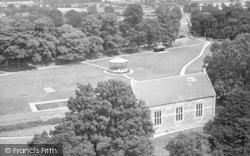 The Park c.1950, Oakham