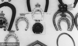 The Queen's Horseshoe c.1965, Oakham