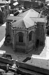 The School Chapel c.1955, Oakham