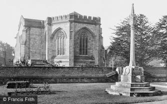 Oakham, War Memorial 1927