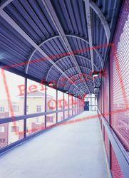 Walkway, Amtrak Station 2002, Oakland