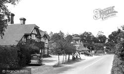 Beach Arms Hotel c.1955, Oakley