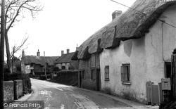 Hill Road c.1955, Oakley