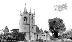 St Leonard's Church c.1955, Oakley