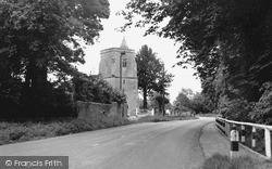 Oakley, St Mary's Parish Church 1952