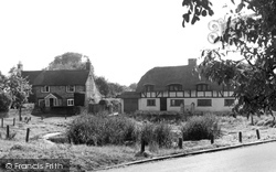 The Pond c.1955, Oakley