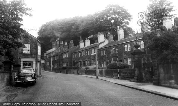Photo of Oakworth, Chapel Lane c.1960