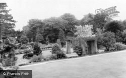 The Park c.1960, Oakworth
