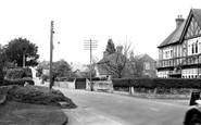 Oare, the Village c1955