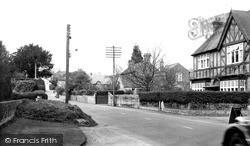 The Village c.1955, Oare