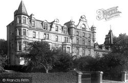 Oban, Alexandra Hotel 1901