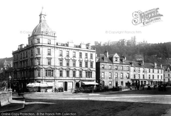 Oban, Argyle Square 1901
