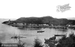 Oban, Bay From Pulpit Hill 1901