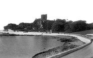 Oban, Dunollie Castle 1903