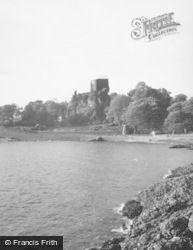 Oban, Dunollie Castle 1949