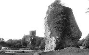 Oban, Dunollie Castle and the Dogstone 1901