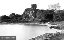Oban, Dunollie Castle c.1880